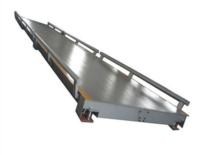 Commercial Truck Scales / Truck Weighing Systems Anti Rust And Anti Corrosion Painting